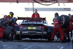 Тестовая машина Тимо Шайдера, Audi Sport