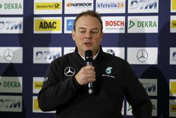 Пресс-конференция: Ульрих Фриц, руководитель команды Mercdes AMG
