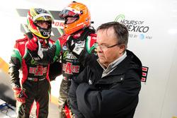 Filipe Albuquerque, Ricardo González, Benoit Morand, RGR Sport by Morand