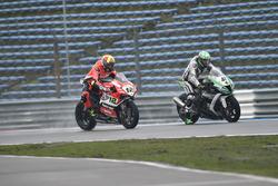 Javier Fores, Barni Racing Team y Roman Ramos, Team Go Eleven