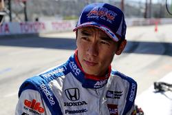 Takuma Sato, A.J. Foyt Enterprises, Honda