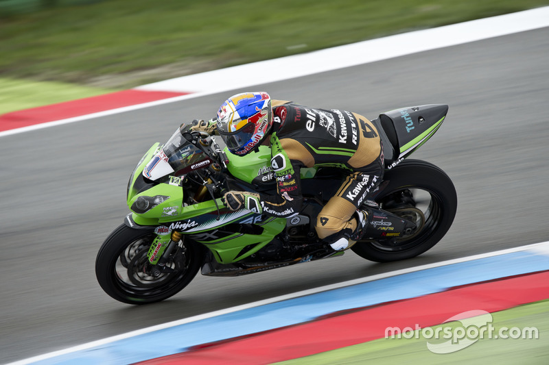 Kenan Sofuoglu – Platz 3 / Supersport-WM:
