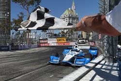 Победитель - Симон Пажено, Team Penske Chevrolet