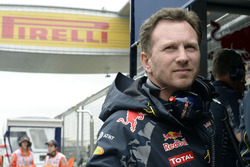 Christian Horner, Red Bull Racing Duirector del equipo