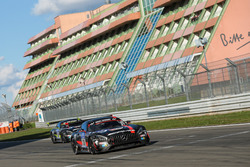 #30 HTP Motorsport,  Mercedes-AMG GT3: Maximilian Buhk, Christian Vietoris, Thomas Jäger, Dominik Baumann