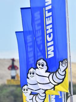Logo de neumáticos Michelin