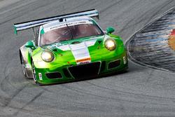 #540 Black Swan Racing Porsche GT3 R : Tim Pappas, Nicky Catsburg