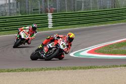 Xavi Fores, Barni Racing Team and Matteo Baiocco, VFT Racing