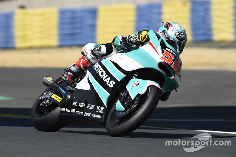 Hafizh Syahrin-Petronas Raceline Malaysia