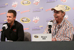 A.J. Allmendinger, JTG Daugherty Racing Chevrolet, Bruce Hill