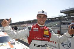 Pole Position voor Nico Müller, Audi Sport Team Abt Sportsline, Audi RS 5 DTM