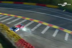 Screenshoot: Crash Stefan Mücke, #66 Ford GT