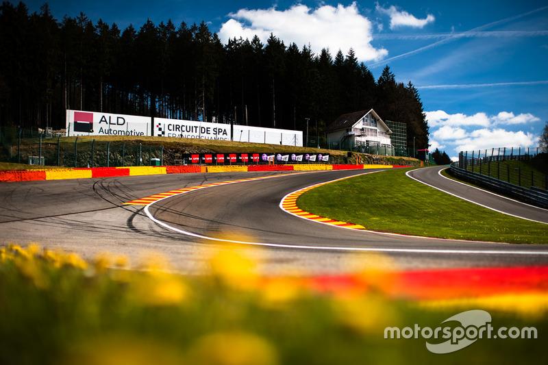 Circuito de Spa-Francorchamps: Eau rouge