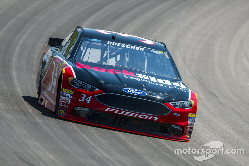 14. Chris Buescher, Front Row Motorsports, Ford