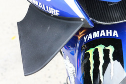 Winglets: Yamaha