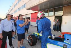 1. Luis Michael Dörrbecker, Torino Squadra Corse