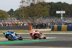 Алейш Еспаргаро, Team Suzuki MotoGP, Марк Маркес, Repsol Honda Team