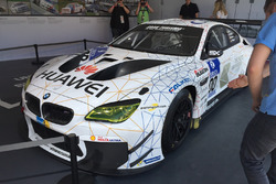 #100 Schubert Motorsport, BMW M6 GT3 for 24 Hours of Nテシrburgring