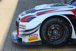 #22 Nissan GT Academy Team RJN, Nissan GT-R Nismo GT3: Matthew Simmons, Romain Sarazin, Sean Walkinshaw