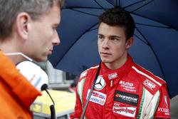 Mikkel Jensen, kfzteile24 Mücke Motorsport, Dallara F312 - Mercedes-Benz