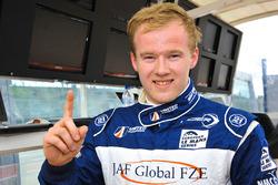 Polesitter LMP3 #3 United Autosports Ligier JSP3 - Nissan: Wayne Boyd
