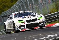 #39 Schubert Motorsport, BMW M6 GT3: Lucas Luhr, Martin Tomczyk, John Edwards