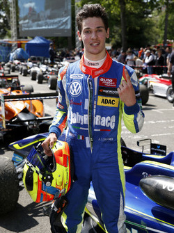 Alessio Lorandi, Carlin Dallara F312 窶�Volkswagen
