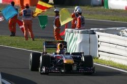 Pemenang Sebastian Vettel, Red Bull Racing
