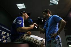 Post-qualifying press conference: second place Jorge Lorenzo, Fiat Yamaha Team