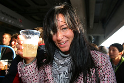Jasmin Rubatto, girlfriend of Timo Scheider