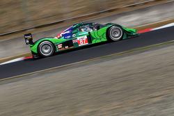 #87 Drayson Racing Lola Coupe Judd: Paul Drayson, Jonny Cocker
