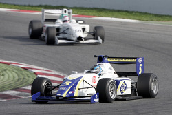 Alex Brundle leads Natacha Gachnang
