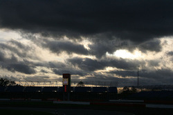Weather conditions at Silverstone