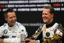 Press conference: Andy Priaulx and Michael Schumacher