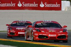 Ferrari Challenge: Enrico Bettera, Emilio Rossi