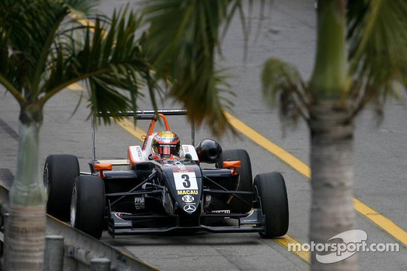 Nuevo top 10 en el GP de Macao