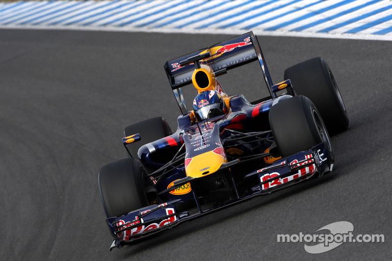 Dezember 2009: Daniel Ricciardo