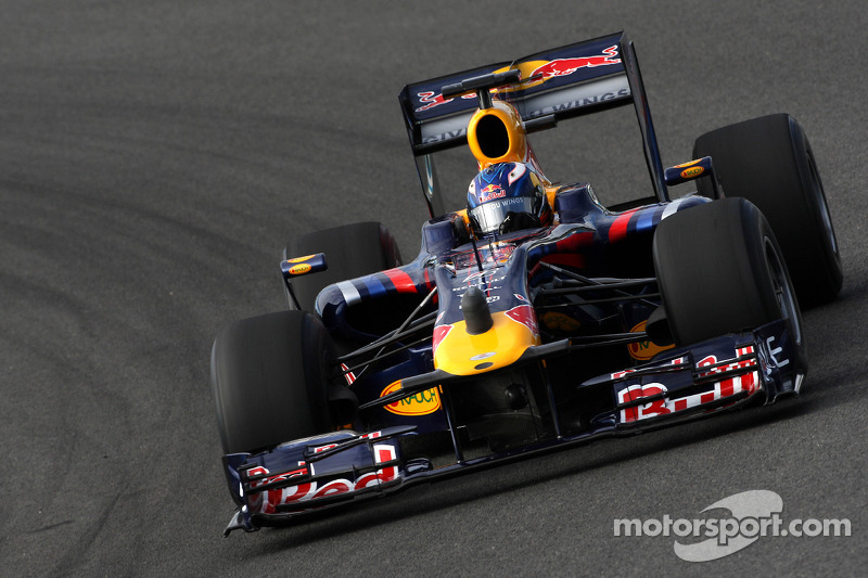 Даніель Ріккардо, Red Bull RB5 Renault