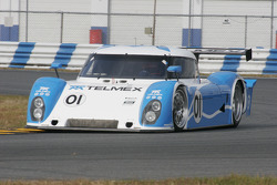 #01 Chip Ganassi Racing with Felix Sabates BMW Riley: Scott Pruett