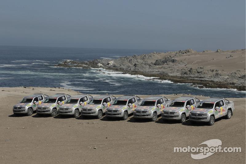 Vehículos de servicio de Volkswagen Amarok