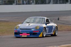 #88 Orbit Racing Porsche GT3: G John Baker, Guy Cosmo, Johnny Mowlem, Lance Willsey
