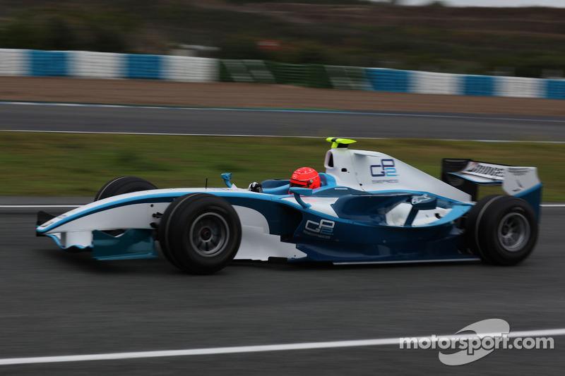 Michael Schumacher - GP2