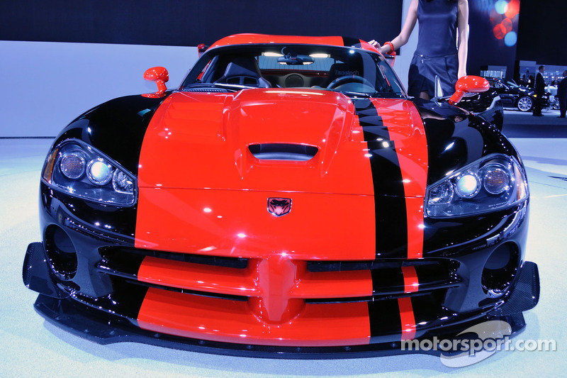 Dodge Viper Drift