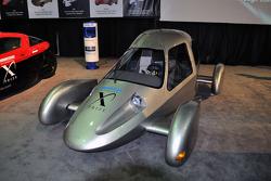 Participant du Automotive X Prize