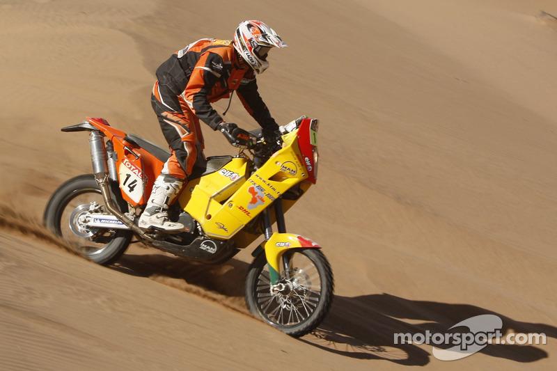 #14 KTM: Alain Duclos
