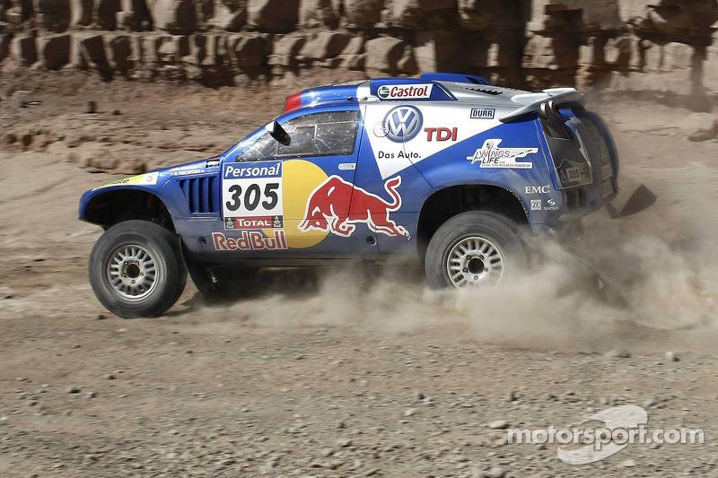 #305 Volkswagen: Mark Miller et Ralph Pitchford