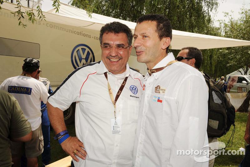 Francisco Javier Garcia Sainz, membre du conseil d'administration de Volkswagen AG