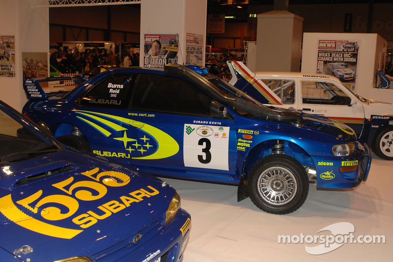 Impreza WRC de Richard Burns
