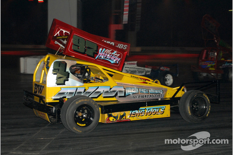 Brisca F1 Stock Car Racing At Autosport International Show