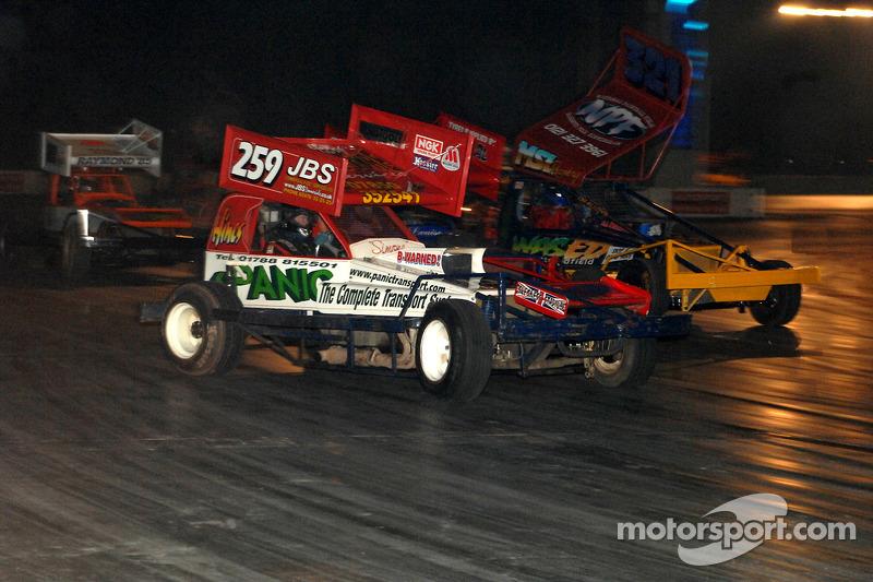 Brisca F1 Stock Car Racing